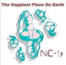 The Happiest Place On Earth by NC-17 with Vocalist Frank Rogala